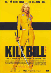 Kill Bill - Volume 1 DVD